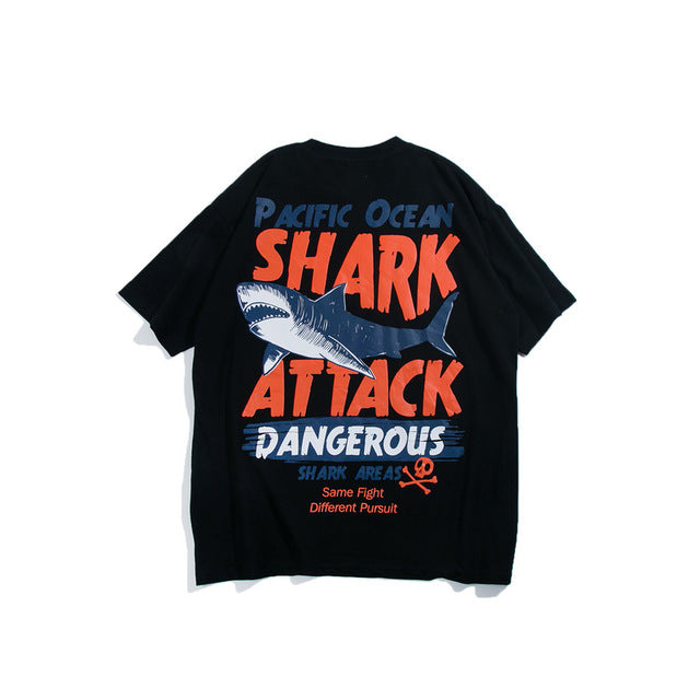 Shark Attack Unisex T-Shirt