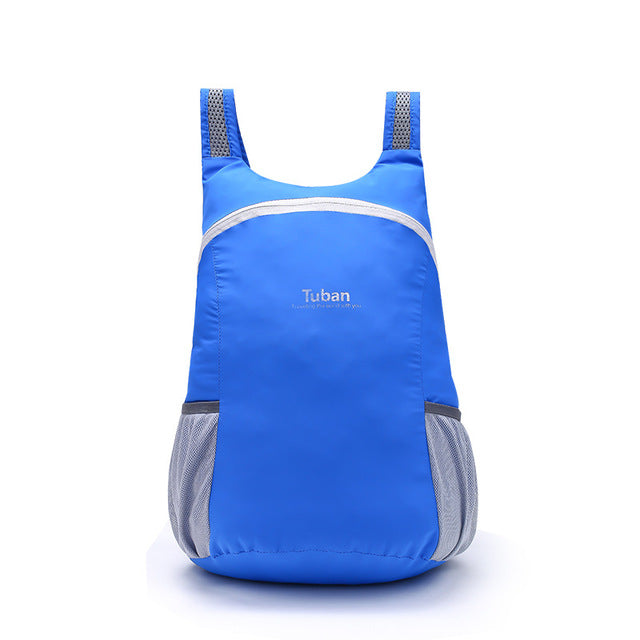 Lightweight Collapsible Waterproof Backpack