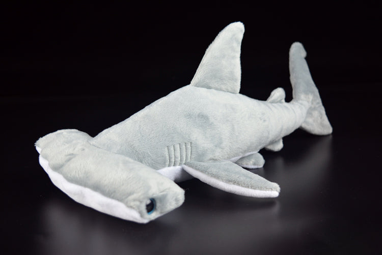 "15"" Super Soft Hammerhead Shark Plush Toy"