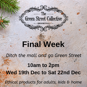 Ditch the Mall & Go Green Street this Xmas