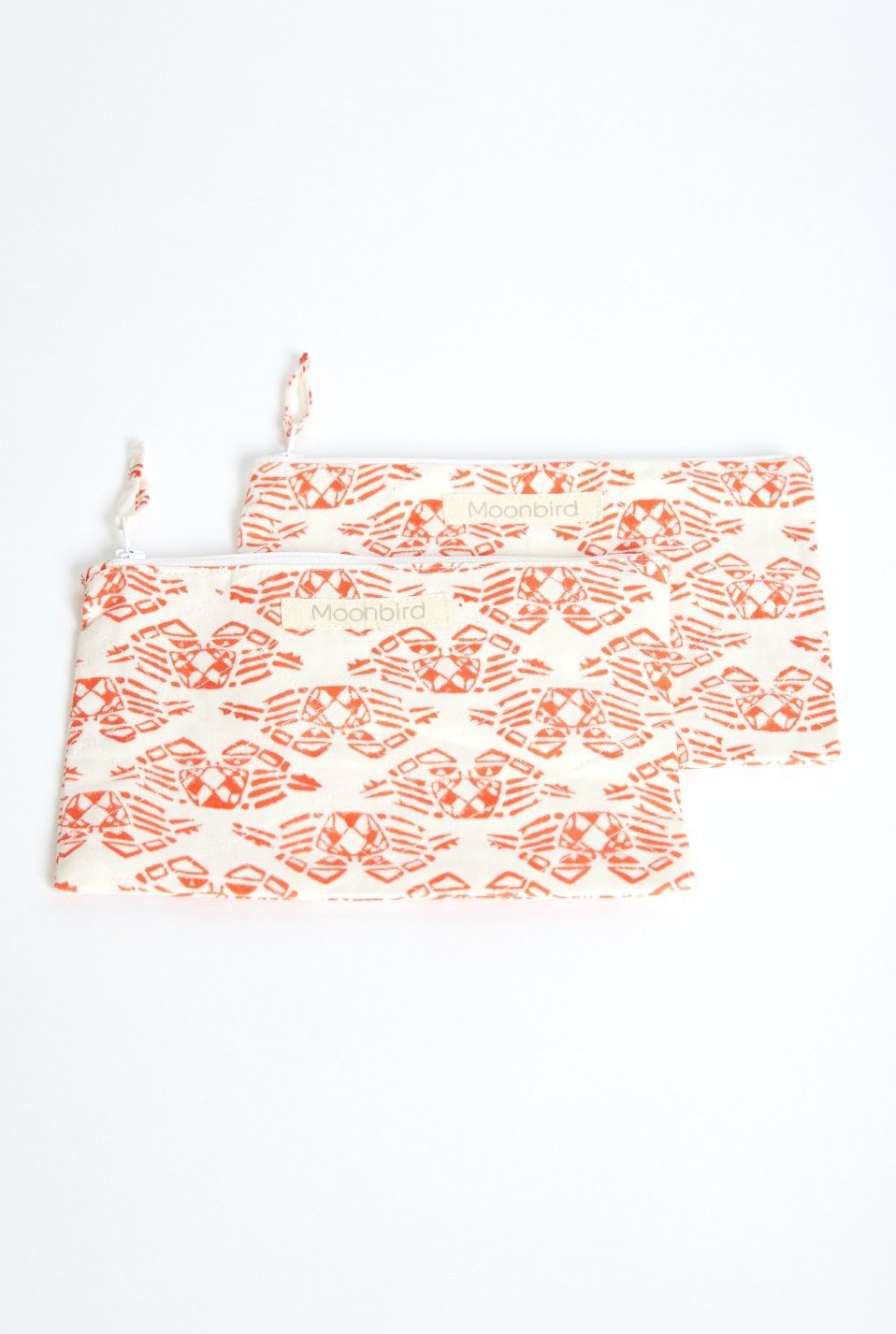 Organic Cosmetic Bag - Crabs Galore