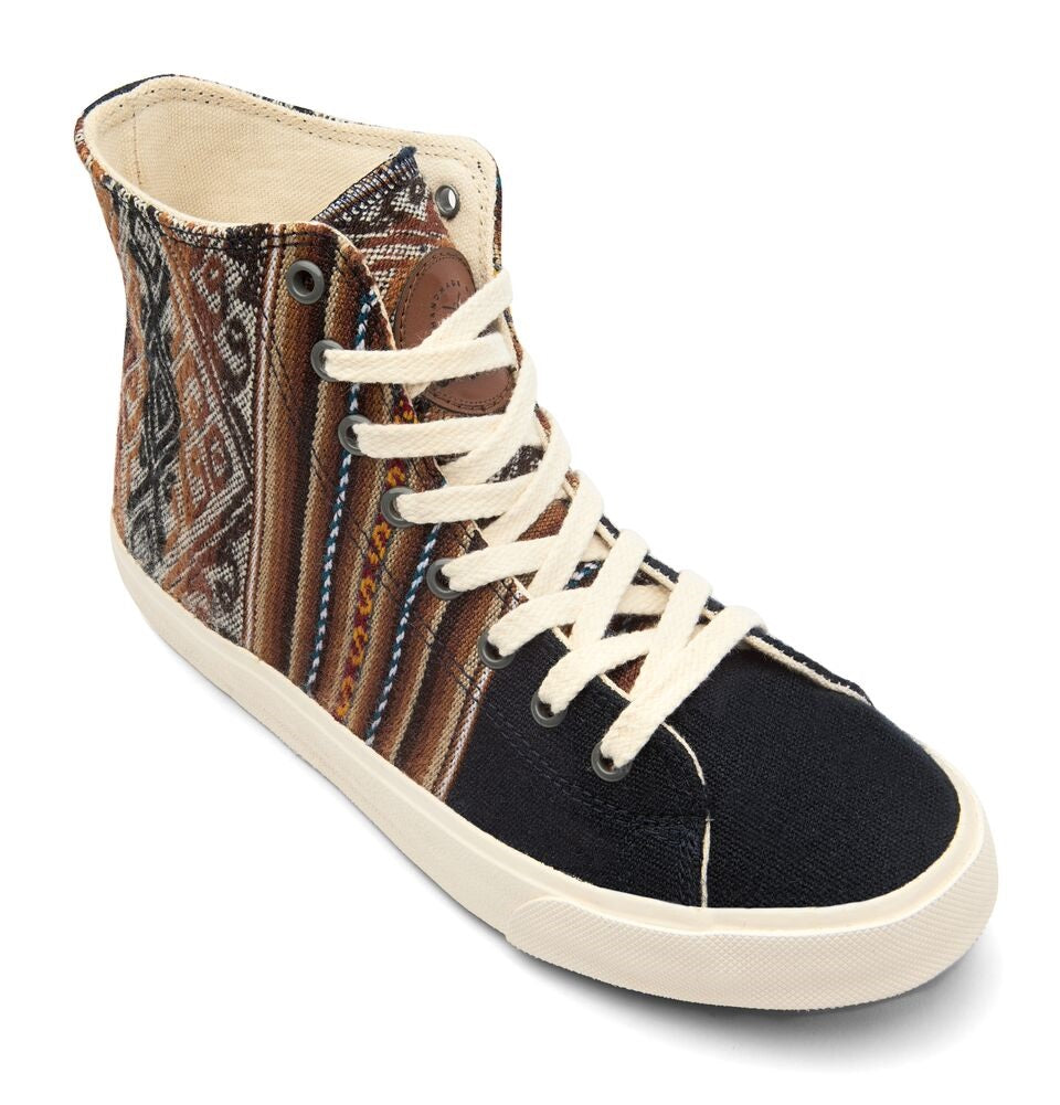 Inkkas vegan high top sneaker