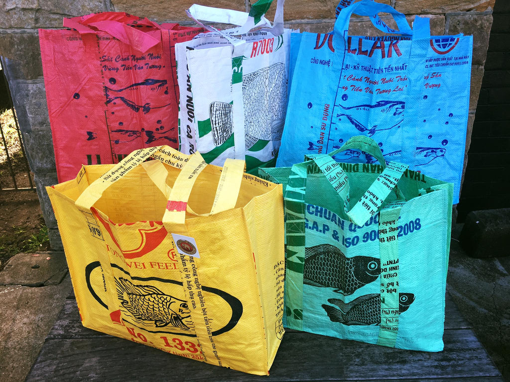 Jumbo Recycled Shopping Bag