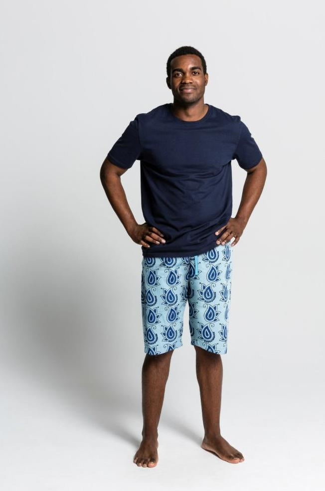 Mens Ethical Organic Cotton Pyjamas