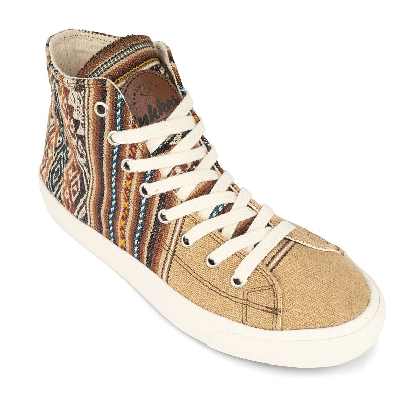 Desert Nomad - Vegan High Top Sneakers
