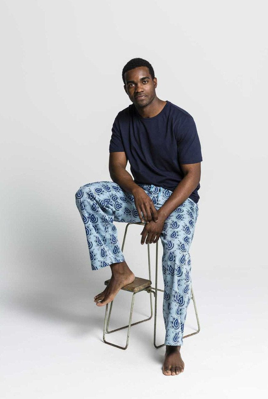 Mens Ethical Organic Cotton Pjs