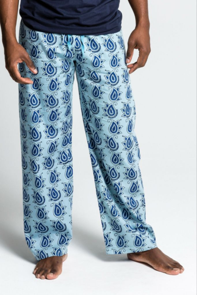 Mens Ethical Organic Cotton Pj Pants