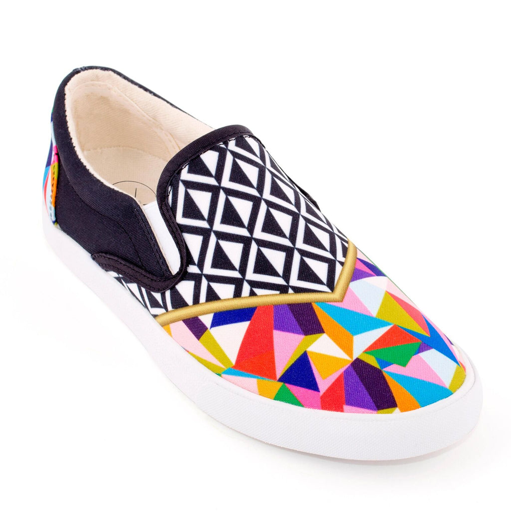 Blake - Vegan Slip On Sneakers