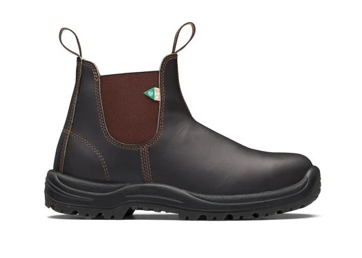 Blundstone 162- Work & Safety Boot Stout Brown
