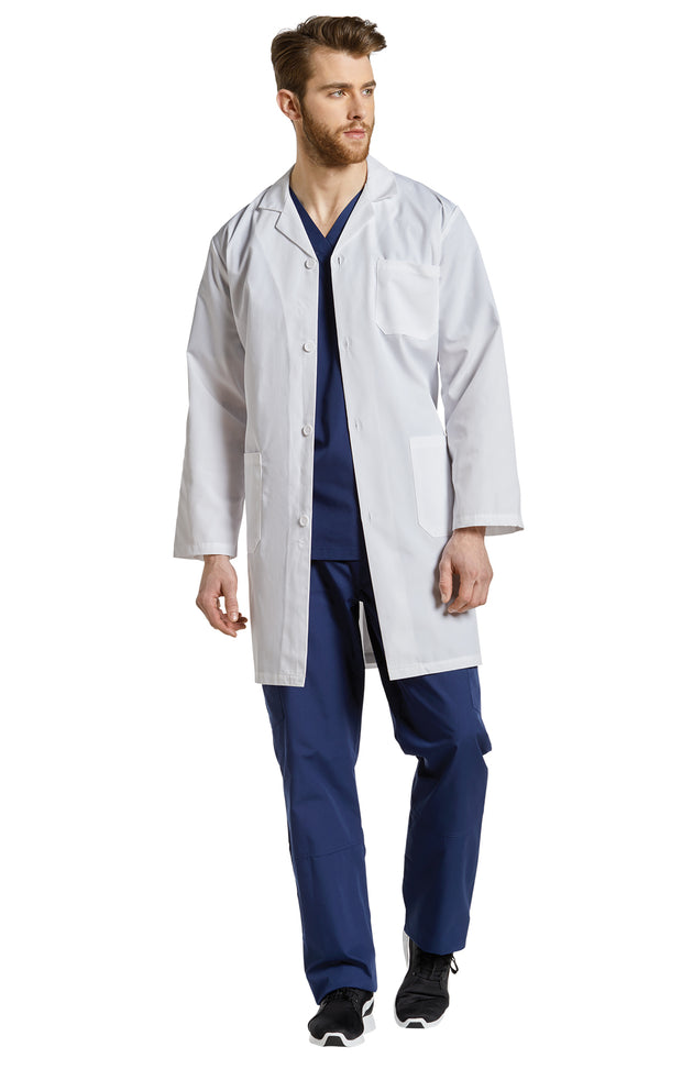 2068 Men's Classic Lab Coat