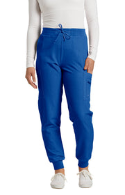 380 V-Tess Zippered Cargo Pocket Jogger Pant