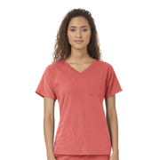 6329 Women's Dolman 3 Pocket Top
