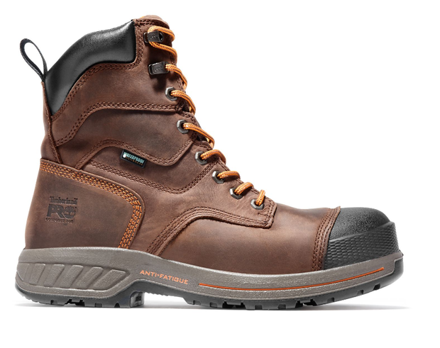 "TB0A1RW2 Timberland Pro 8"" Endurance HD Insulated Boot"