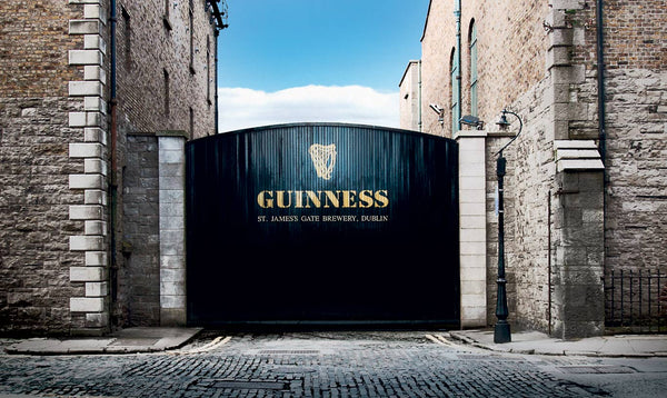 Ireland's Top Tourist Attraction - The Guinness Storehouse