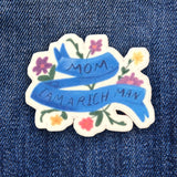Mom I Am A Rich Man (Taylor Swift Inspired) Pin