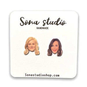 Galentine's Day Earrings