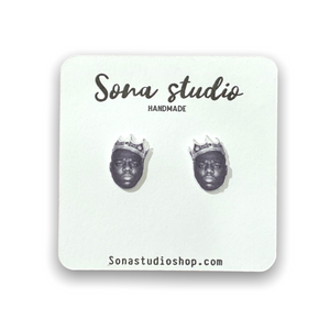 Biggie Smalls Earrings