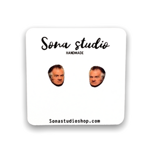 Paulie 'Walnuts' Gualtieri - The Sopranos Earrings
