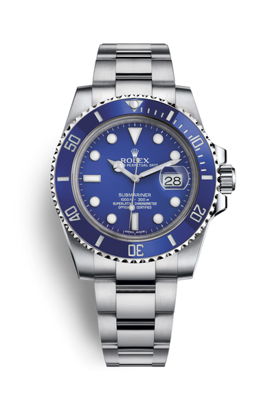 Blue/Silver Submariner - Boring Online Store