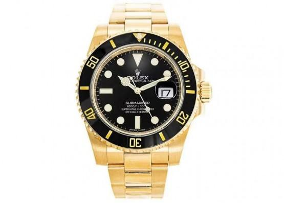 Black/Gold Submariner - Boring Online Store