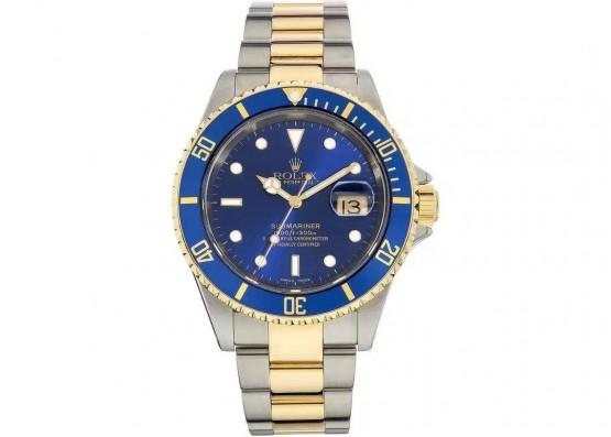 Blue/Silver-Gold Submariner - Boring Online Store
