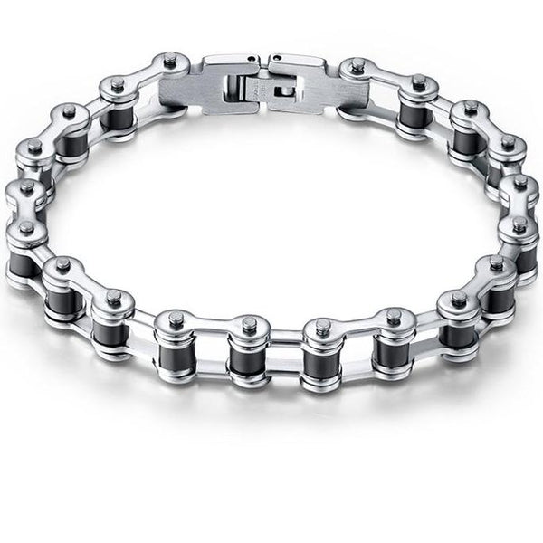 Motorcycle/Bicycle Chain Bracelet - Boring Online Store