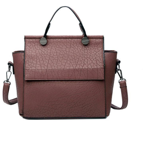 Newly Stylish Adjustable Strap Handbag - Boring Online Store