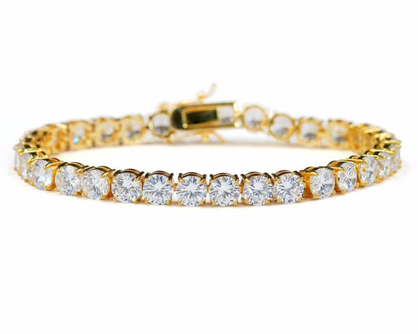 Iced out AA+ Tennis Bracelet - Boring Online Store