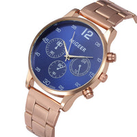 Luxury Crystal Stainless Steel  Watch - Boring Online Store