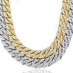 Hip-hop Bling Jewelry Chain - Boring Online Store