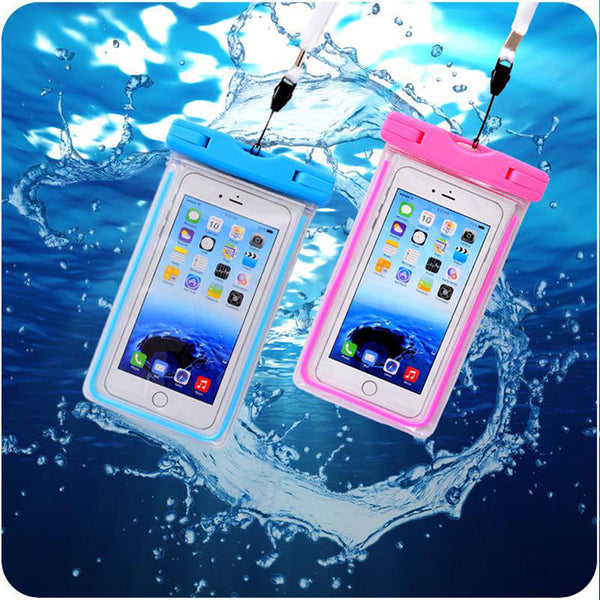 Waterproof Underwater Phone Pouch Bag | Phone Case