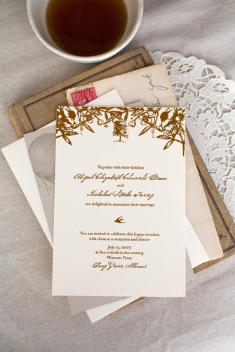 i think all of these invites would work perfect for a mountain style wedding - Mountain Wedding Invitations