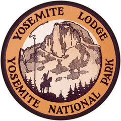 Yosemite Lodge Sign