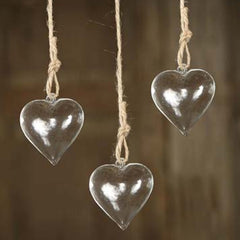 Glass Heart Collection