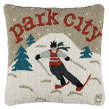 Park City Ski Pillow
