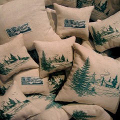 Balsam Pine Pillows