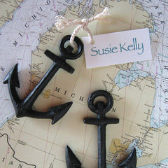 Anchor Place Card Holder