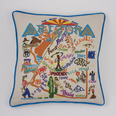 Arizona State Pillow