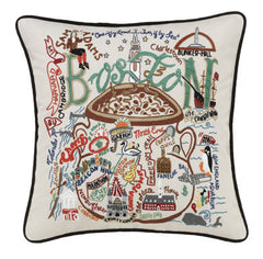 Boston City Pillow