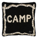 Camp Pillow Black