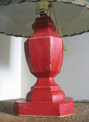 Cottage Lamp Base