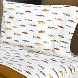 Fish Camp Sheet Set