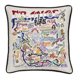 France Country Pillow