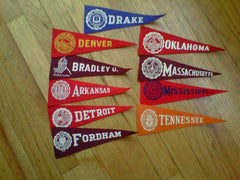 College Pennants Group 3