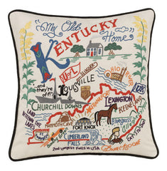 Kentucky State Pillow