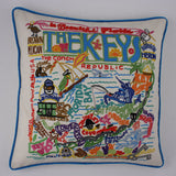 The Keys Pillow