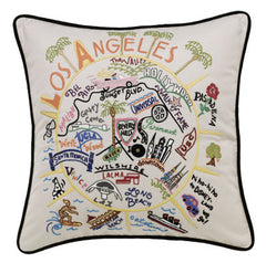 Los Angeles City Pillow