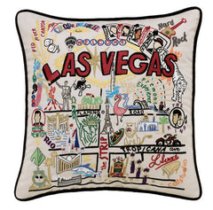 Las Vegas City Pillow