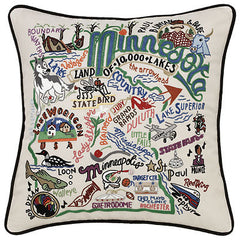 Minnesota State Pillow