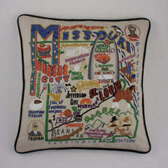 Missouri State Pillow